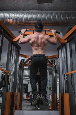 How to improve your pullups
